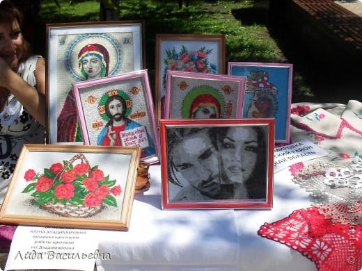 Эмблема выставки в г. Донецке. Она проходила в июне. Я была на этой выставке и хочу поделиться с вами своими впечатлениями. фото 18