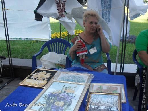 Эмблема выставки в г. Донецке. Она проходила в июне. Я была на этой выставке и хочу поделиться с вами своими впечатлениями. фото 24