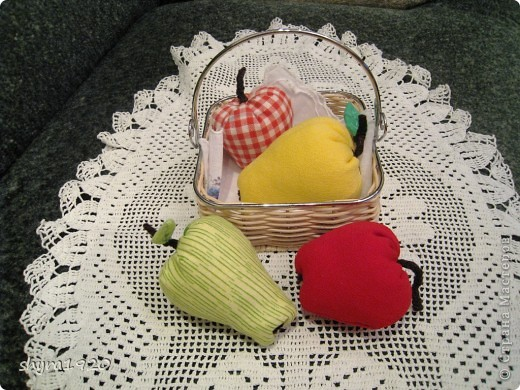 Вот и поспели у меня яблоки и груши! фото 3