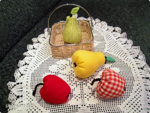 Вот и поспели у меня яблоки и груши! фото 1