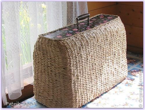 Чехол для старой швейной машинки фото 1