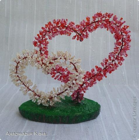 Сердца на свадьбу (№5) фото 4