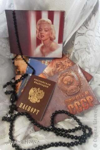 Представляю на Ваш суд еще одну партию обложек на паспорт. Большинство уже обрели своих хозяев) фото 1