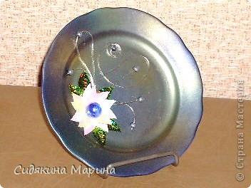 Цветы из пайеток. фото 1