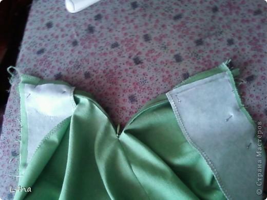 Летний комплект, блузка с юбкой... часть 1. юбка фото 46