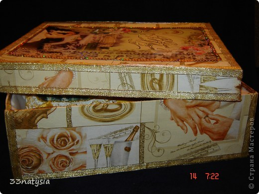 крышка коробки фото 2