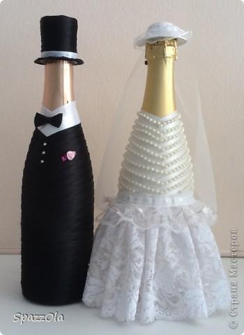 у подружки женится сын, попросили сделать некоторые атрибуты свадьбы. Вот что получилось фото 2