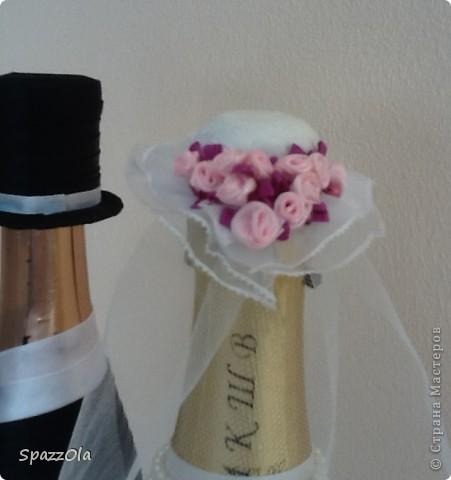 у подружки женится сын, попросили сделать некоторые атрибуты свадьбы. Вот что получилось фото 3