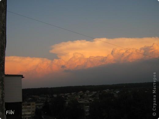 Очень люблю смотреть на небо и самые яркие моменты оставлять в памяти при помощи фотоаппарата.  фото 2