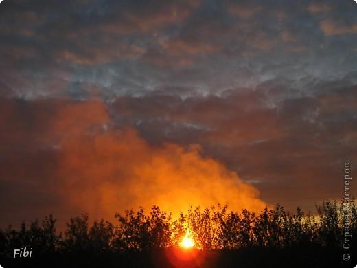 Очень люблю смотреть на небо и самые яркие моменты оставлять в памяти при помощи фотоаппарата.  фото 14