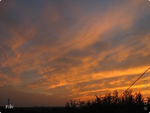 Очень люблю смотреть на небо и самые яркие моменты оставлять в памяти при помощи фотоаппарата.  фото 17