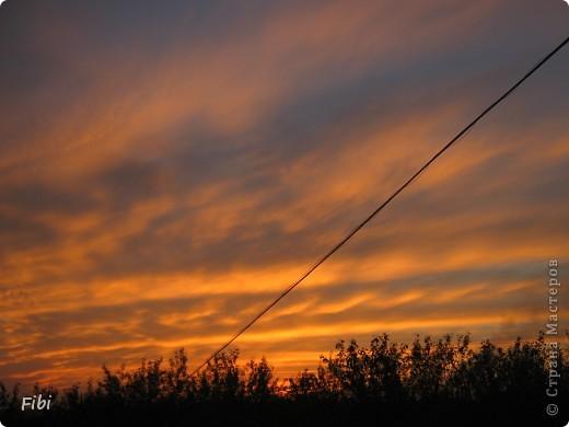 Очень люблю смотреть на небо и самые яркие моменты оставлять в памяти при помощи фотоаппарата.  фото 18