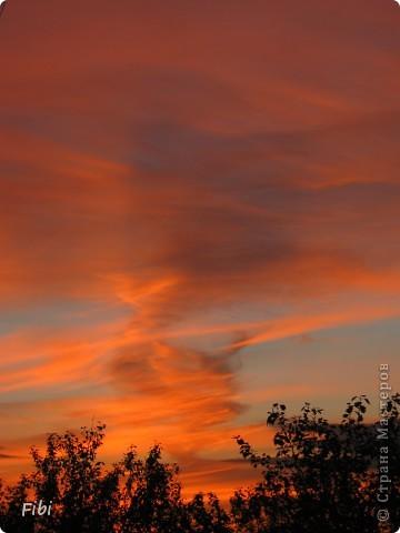 Очень люблю смотреть на небо и самые яркие моменты оставлять в памяти при помощи фотоаппарата.  фото 21
