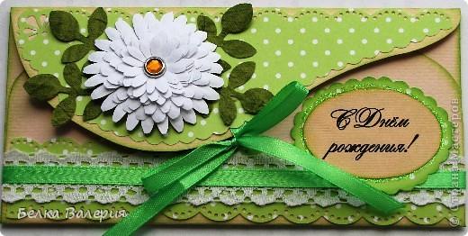 Доброго времени суток всем жителям СМ! Сегодня у меня конверты для денежного подарка. фото 4