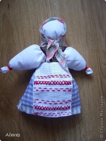 Кукла-женщина(мать)  фото 1