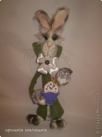 """Кролик из""""Алисы в стране чудес"""" фото 1"""