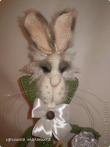 """Кролик из""""Алисы в стране чудес"""" фото 2"""
