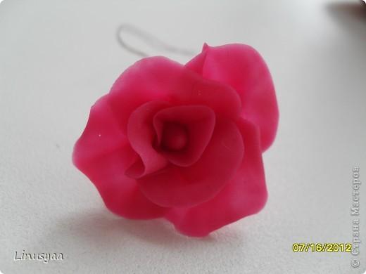 Эти цветочки из самодельного хф,у них листочки очень хорошо гнутся фото 2