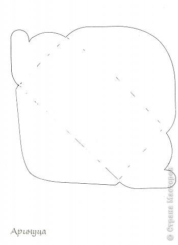 конвертик для девчушки)))Конверты делала из бумаги и салфеток фото 3