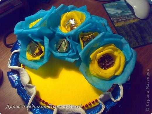 Первый опыт создания тортика. фото 1