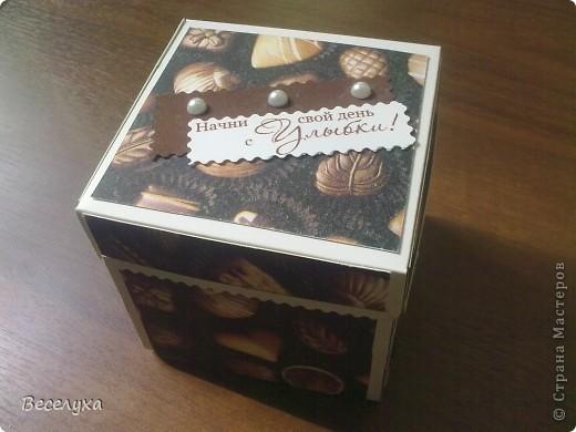 Коробочки с сюпризом фото 1
