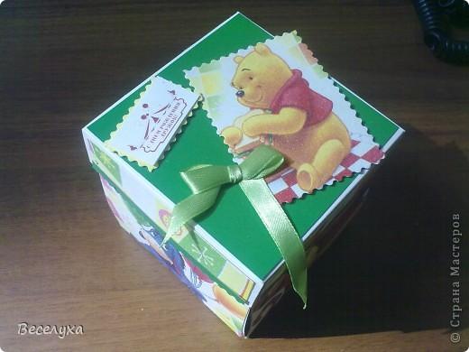 Коробочки с сюпризом фото 3
