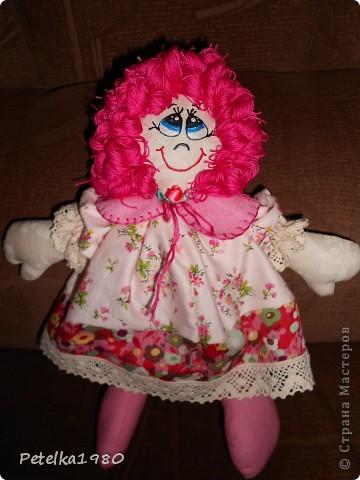 Моя кукла Долли)) фото 1
