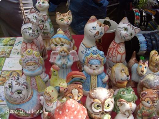 С 6 по 8 июля в Ярославле прошел традиционный трехдневный фестиваль «Дни лета и любви». В числе приглашенных - фольклорный коллектив с мировой известностью «Бурановские бабушки». фото 20
