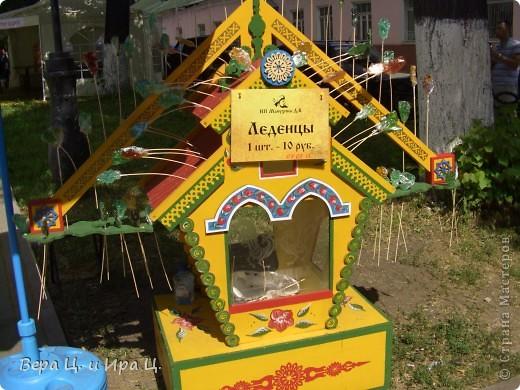 С 6 по 8 июля в Ярославле прошел традиционный трехдневный фестиваль «Дни лета и любви». В числе приглашенных - фольклорный коллектив с мировой известностью «Бурановские бабушки». фото 22