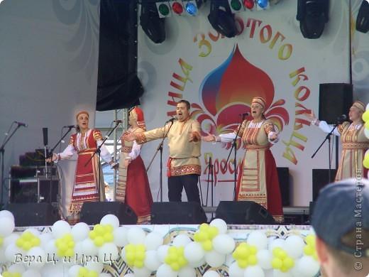 С 6 по 8 июля в Ярославле прошел традиционный трехдневный фестиваль «Дни лета и любви». В числе приглашенных - фольклорный коллектив с мировой известностью «Бурановские бабушки». фото 10