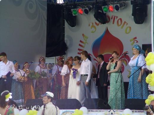 С 6 по 8 июля в Ярославле прошел традиционный трехдневный фестиваль «Дни лета и любви». В числе приглашенных - фольклорный коллектив с мировой известностью «Бурановские бабушки». фото 7