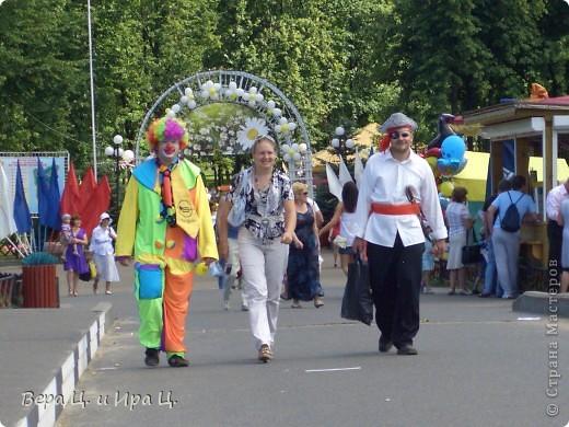 С 6 по 8 июля в Ярославле прошел традиционный трехдневный фестиваль «Дни лета и любви». В числе приглашенных - фольклорный коллектив с мировой известностью «Бурановские бабушки». фото 23