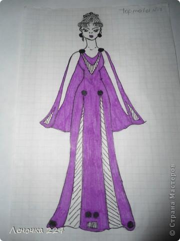 вот пробовала рисовать моделей,как получилось,судить ВАМ))) фото 1