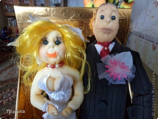 Подарок на свадьбу для моих любимых друзей. фото 5