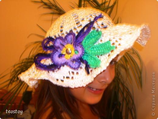 Моя первая шляпа фото 2