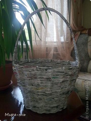 корзинка для соседки фото 1