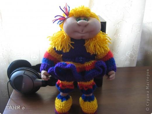 кукла Ириша фото 1