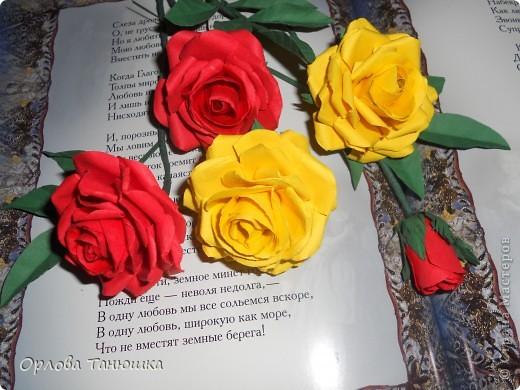 Розы выполнены по МК Астории http://asti-n.ya.ru/replies.xml?item_no=550.    Бумага плотностью 160гр. Шаблон сделала сама, диаметр 5 см.  фото 1