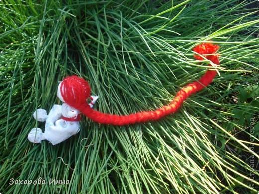 Куклы-закрутки вместе. фото 4