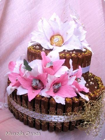 "Тортик ""Лилии"" фото 6"