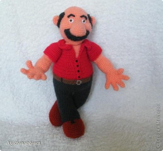 АрбузИн - мужчина с арбузом фото 6