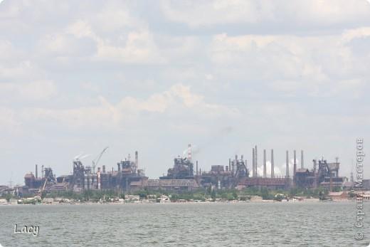 Металлургический завод- один из загрязнителей нашего города. фото 1