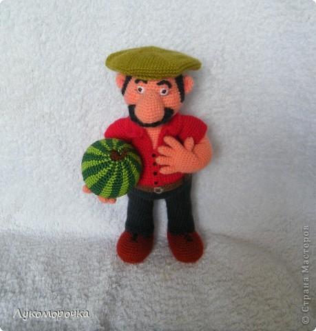 АрбузИн - мужчина с арбузом фото 4