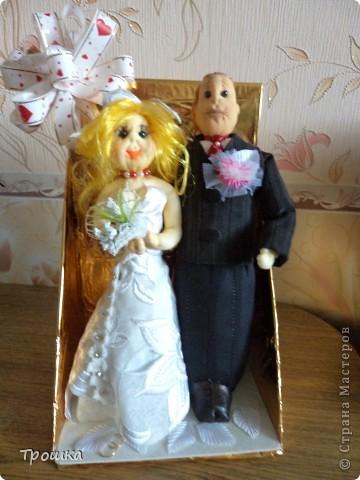 Подарок на свадьбу для моих любимых друзей. фото 3