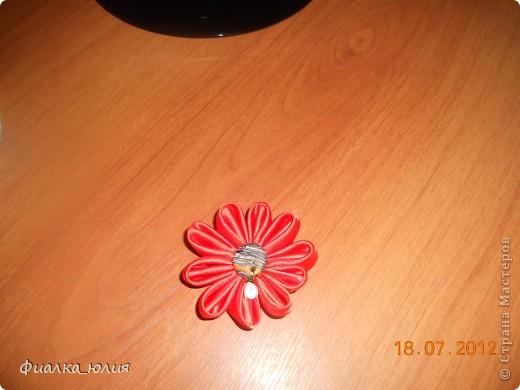 Мои первые канзашечки))) фото 1