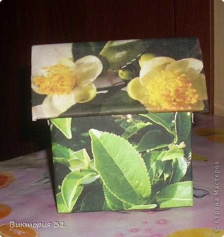 А это я решила попробовать изготовить чайные домики, а МК взяла здесь http://stranamasterov.ru/node/105920?c=favorite  фото 4