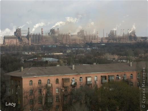 Металлургический завод- один из загрязнителей нашего города. фото 6