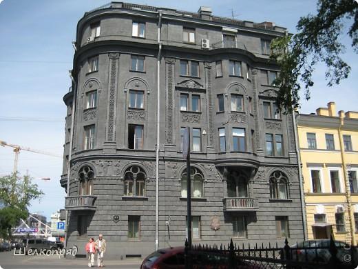 Ну, вот и последний мой фоторепортаж о Петербурге. Я обещала выложить просто архитектуру этого города. Она своеобразна, она даёт почувствовать дух города, понять, насколько он красив и велик. Некоторые фотографии сделаны из окна экскурсионного автобуса, поэтому на них можно заметить небольшие блики. Но я старалась отбирать более качественные. Просто прогуляйтесь со мной и полюбуйтесь. фото 33