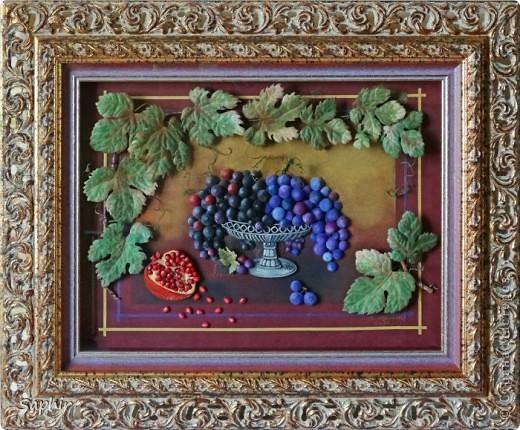 Вот и мой виноград созрел. фото 10