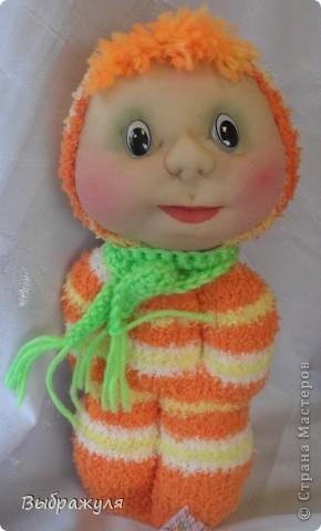 На июньской ярмарке моими работами заинтересовалась хозяйка сувенирного магазина Иркутска. Сделала предложение пошить пробную партию кукол. Вот они готовы в путь. фото 6